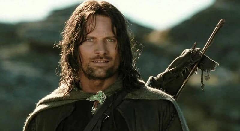 Why is Aragorn Called Strider and Elessar in Lord of the Rings?