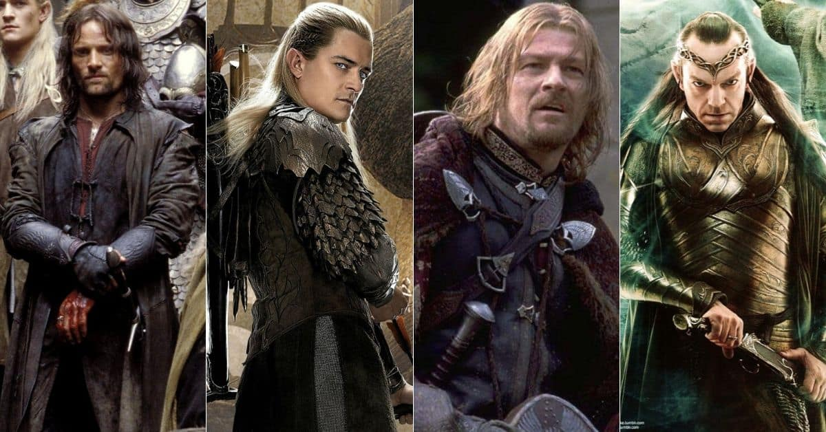 10 Best Lord of the Rings (Middle-earth) Swordsmen (Ranked)