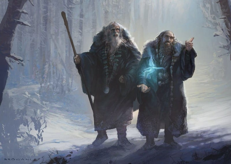 Most Powerful Lord of the Rings Wizards