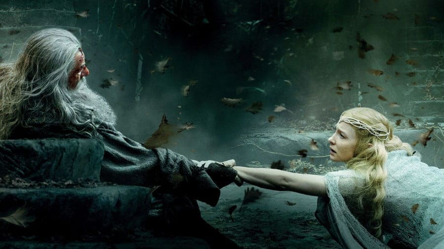 Galadriel and Gandalf: What is Their Relationship