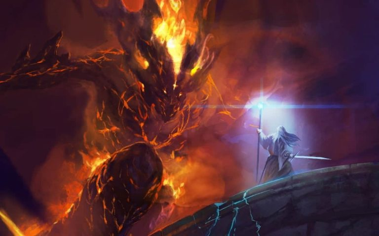 Why Didn't the Fellowship Helped or Saved Gandalf When he Faced Balrog?