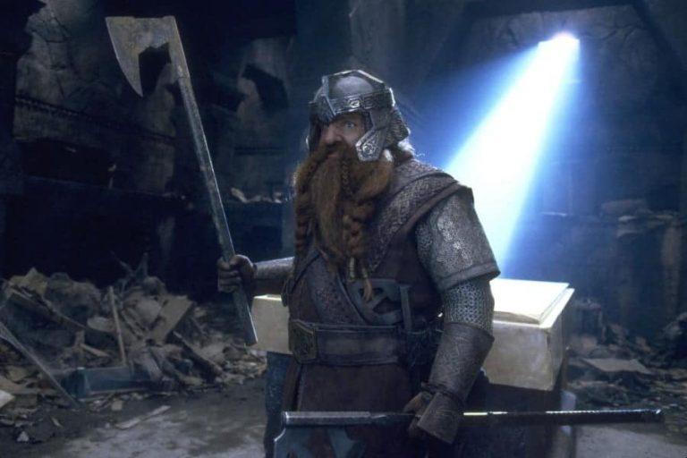 Why didn't Gimli know about Moria (and Falling of His Kin)?