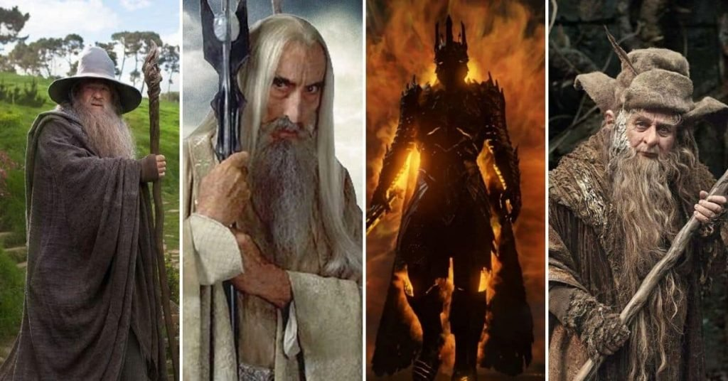 10 Most Powerful Lord of the Rings (Middle-earth) Wizards (Ranked)