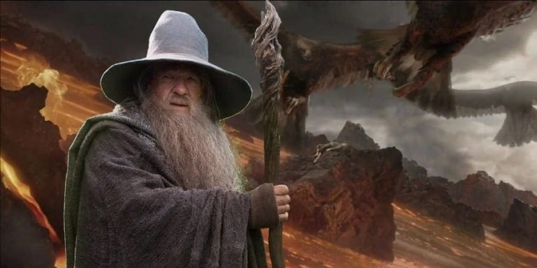 How Old is Gandalf in The Lord of the Rings Mythology?