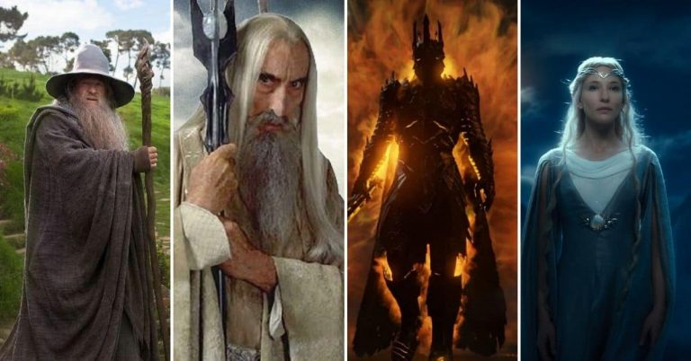 30 Lord of the Rings Most Powerful Characters in Middle-Earth (Ranked)
