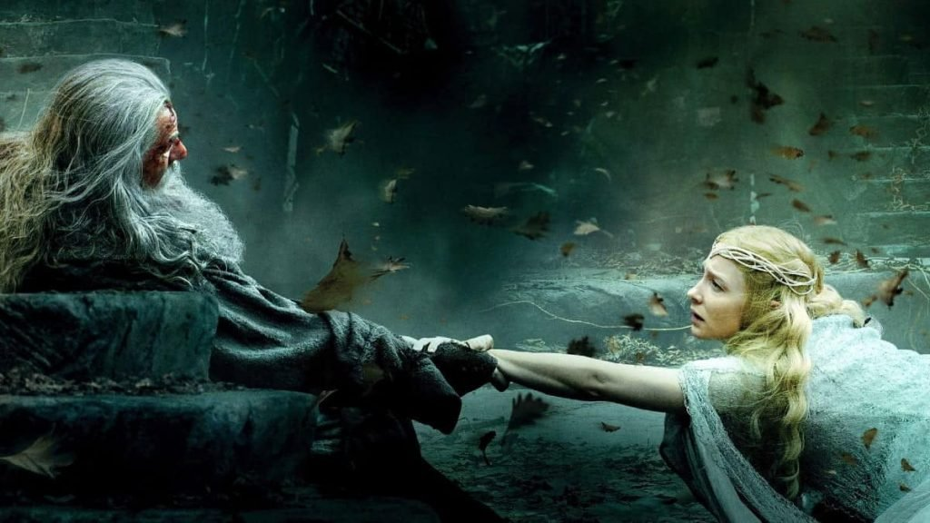 Is Gandalf Stronger Than Galadriel In The Lord of The Rings?