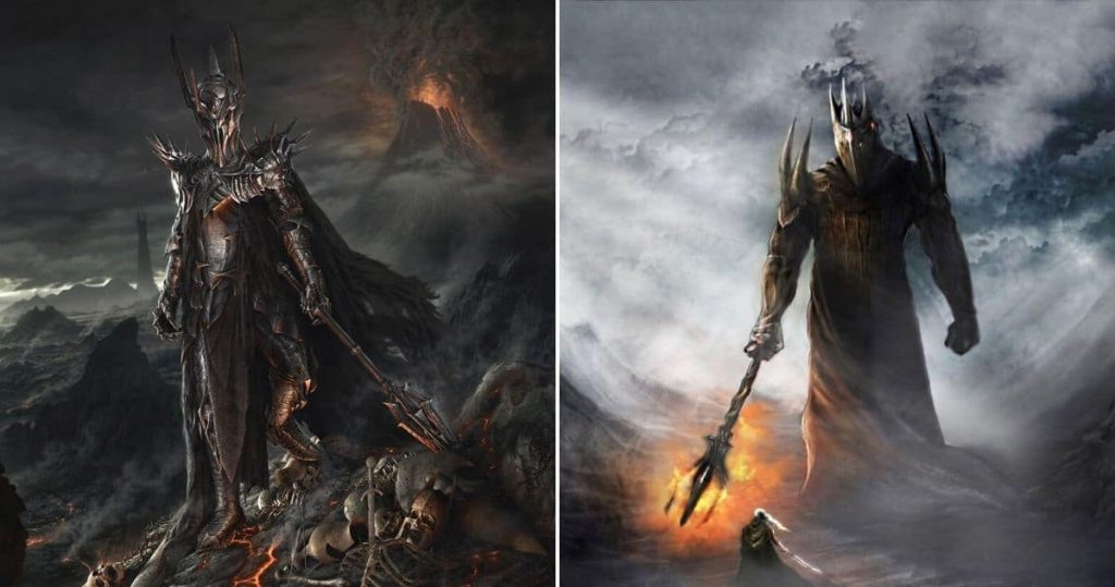 Was Sauron Stronger Than Morgoth In The Tolkien's Universe?