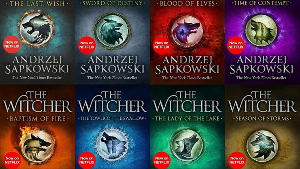 The Witcher Books Best Reading Order 2021 Fiction Horizon