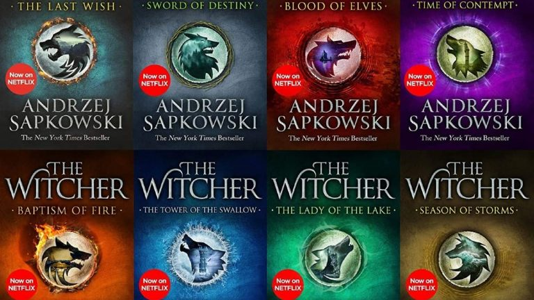 Best Order To Read The Witcher Books