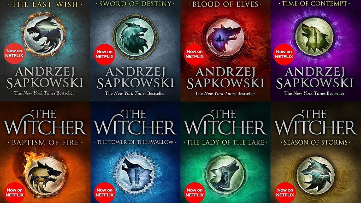 The Witcher Books: Best Reading Order (2021)