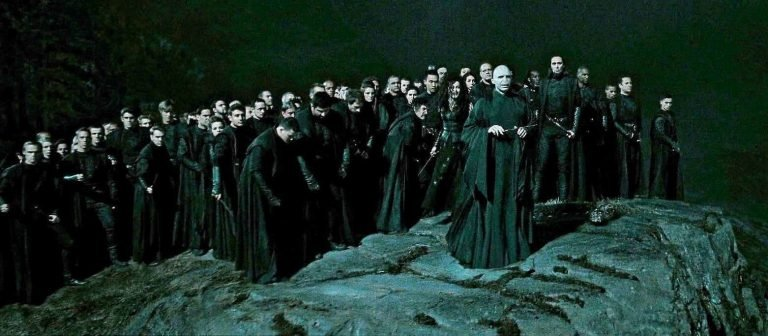 Can Death Eaters Fly in Harry Potter?