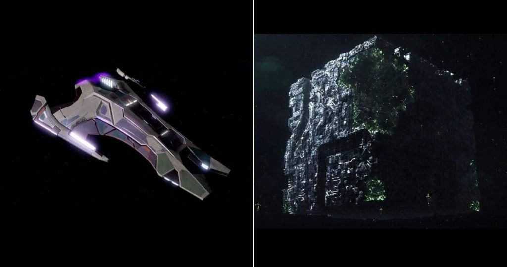 Star Trek: The Dominion vs The Borg, Who Is Stronger?
