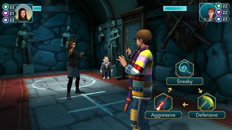 How to Win Your Duels in Hogwarts Mystery | Wizards Unite Wiki