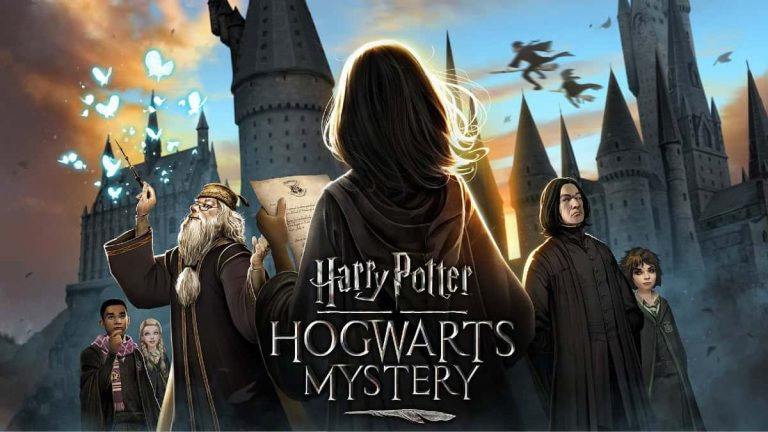 Is Harry Potter: Hogwarts Mystery Canon?