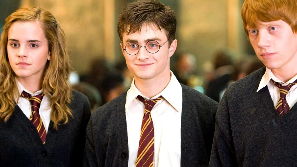 Why Did Hermione Choose Ron Weasley Over Harry Potter?