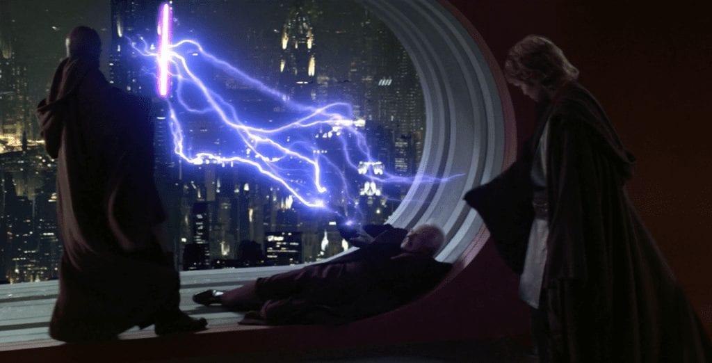 Is Darth Vader Stronger Than Darth Sidious