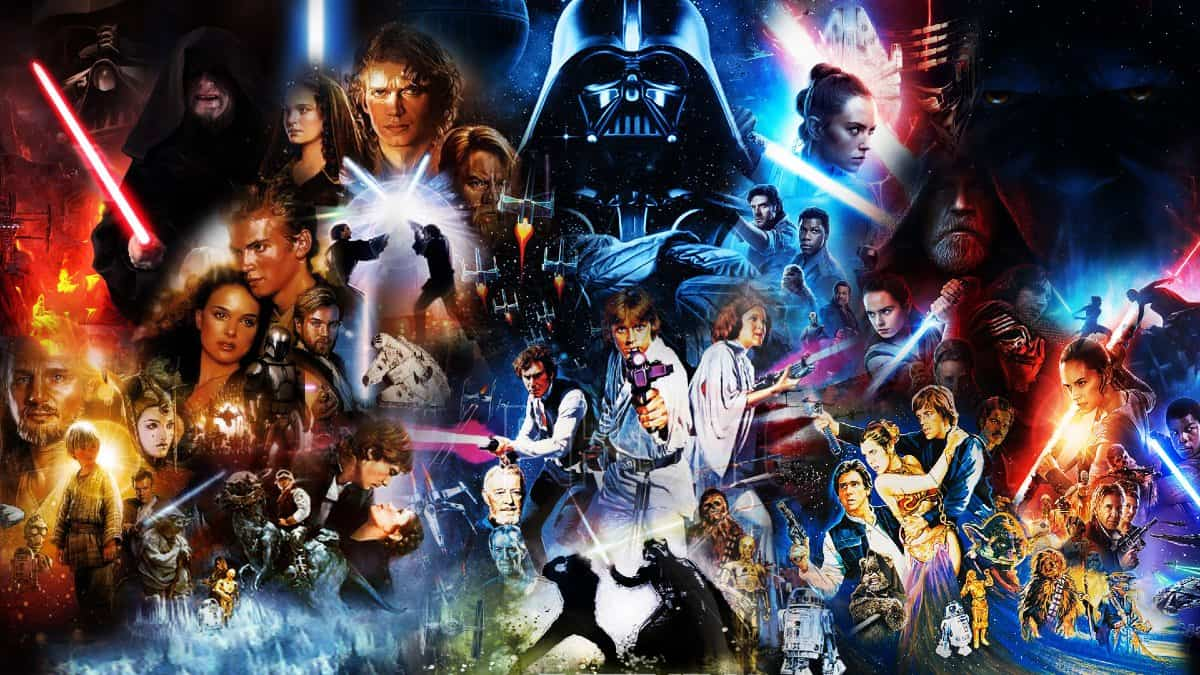 HOW OLD ARE THE STAR WARS CHARACTERS