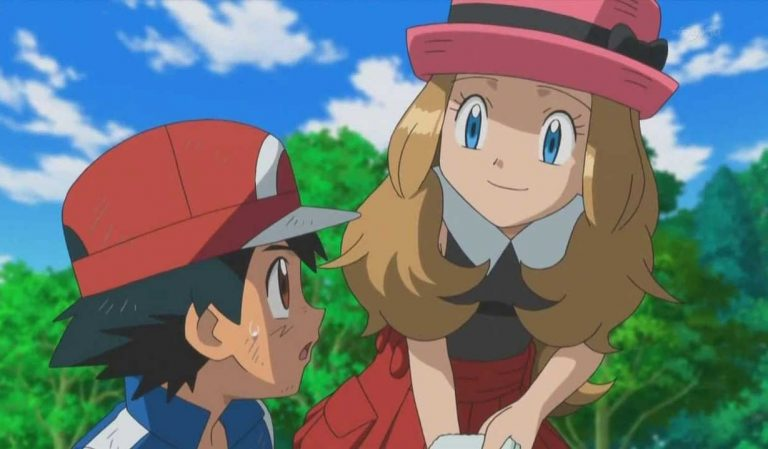 Does Ash Ketchum Have a Girlfriend?