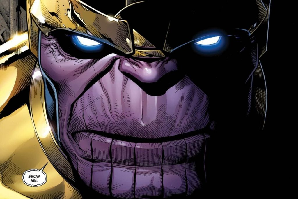 Is Thanos a Deviant, an Eternal or a Celestial?