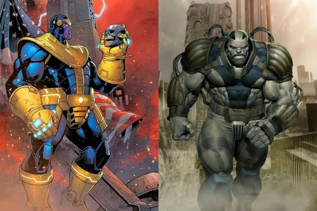 Is Apocalypse Stronger than Thanos?