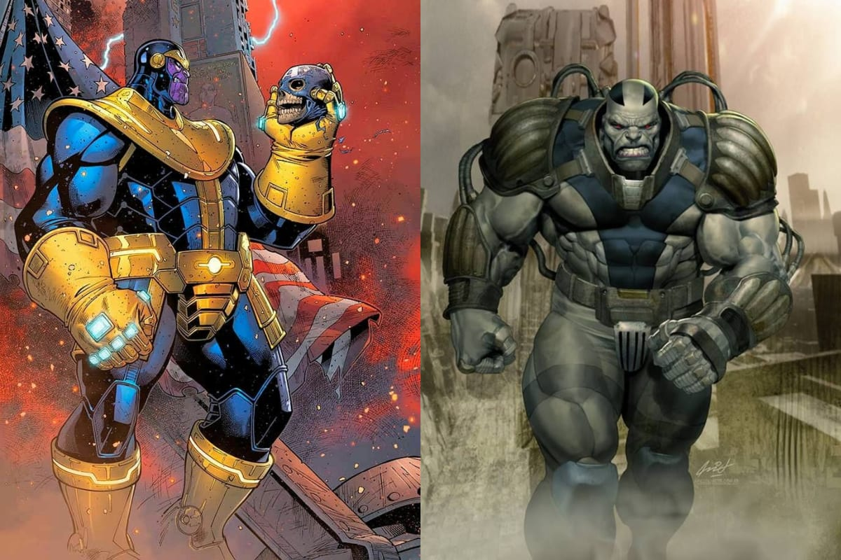 Is Apocalypse Stronger than Thanos?
