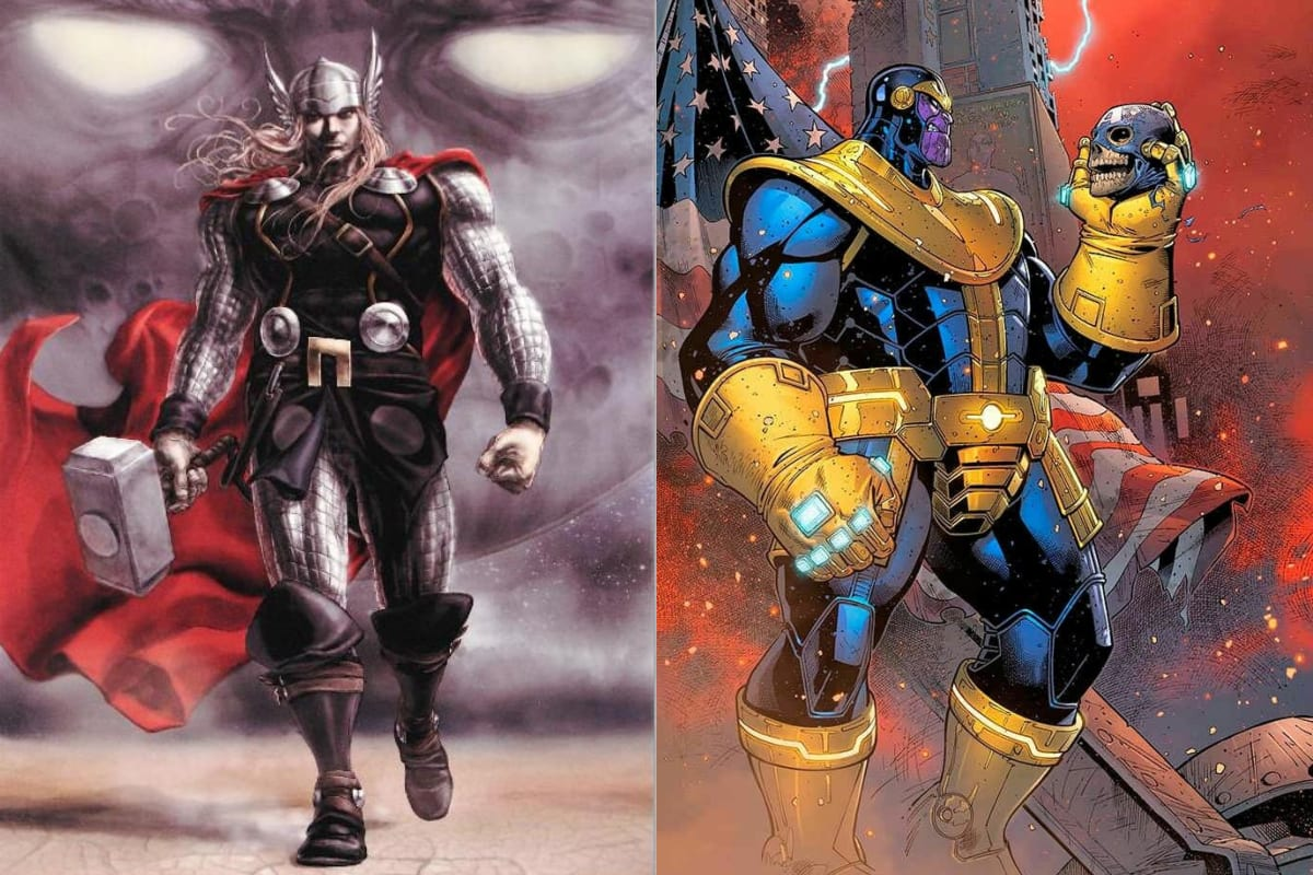 Is Thor More Powerful Than Thanos as Shown in Infinity War and Can He Beat Him?