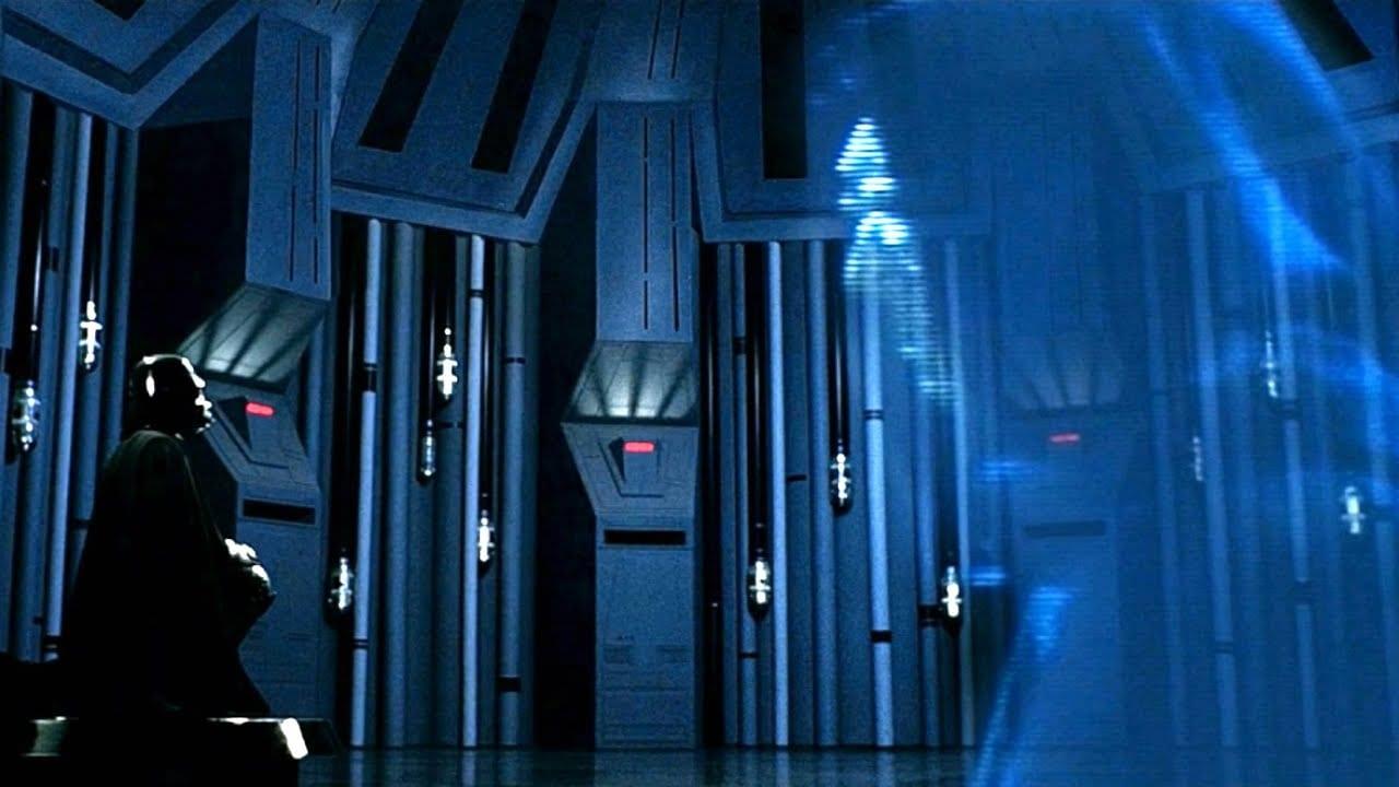 Is Darth Vader Stronger Than Darth Sidious?