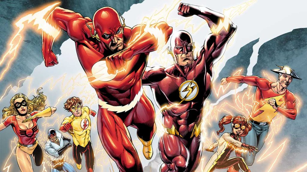 Who is Faster Superman or The Flash?