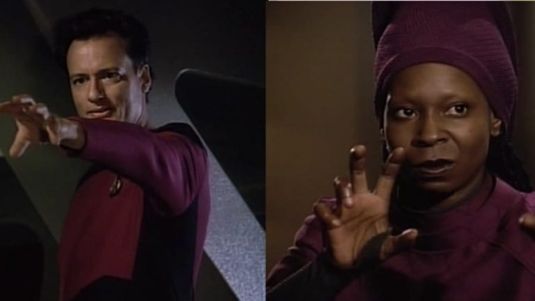 Why Was Q Afraid of Guinan in Star Trek?