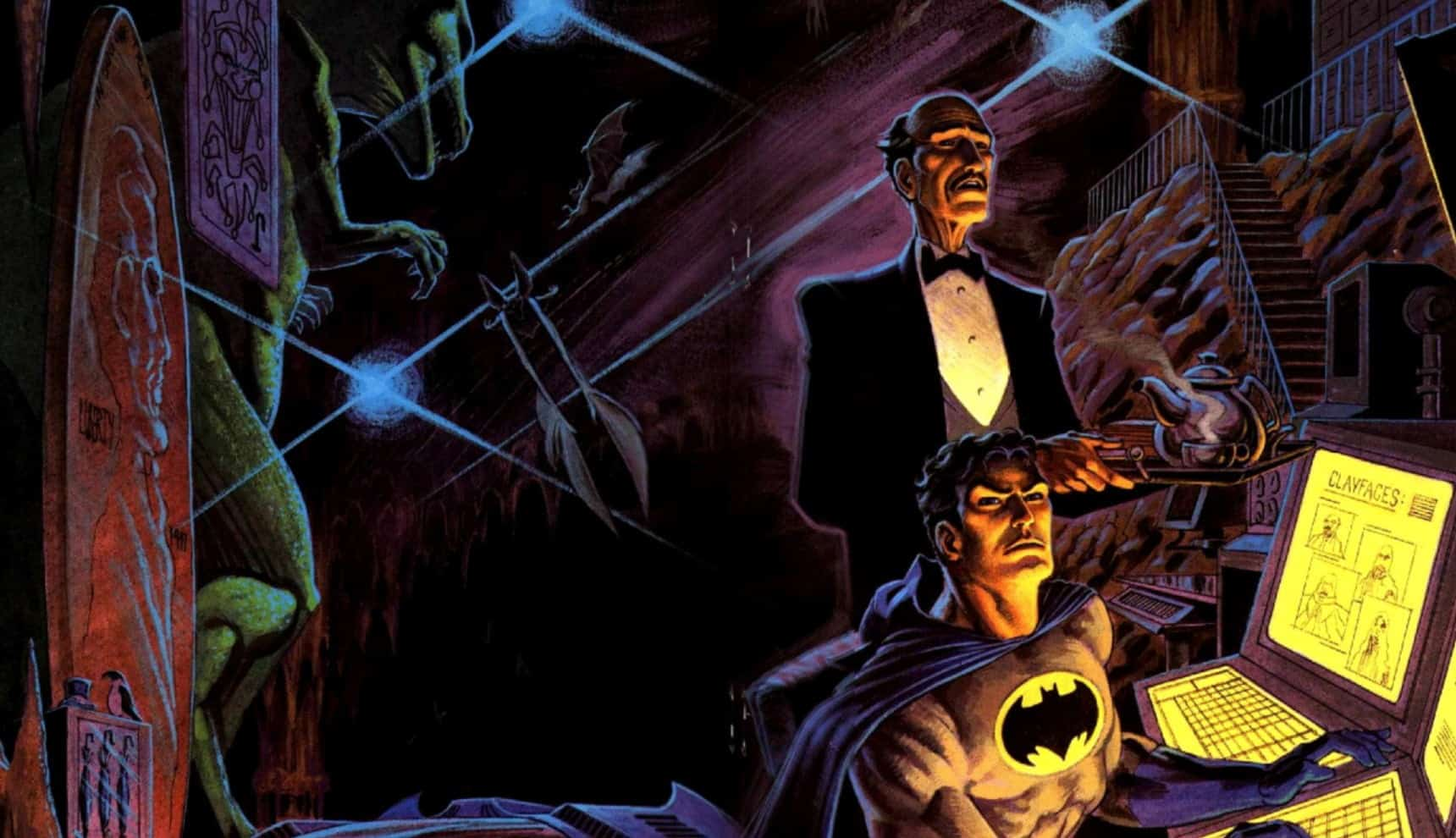 Greatest Batman Detective Stories
