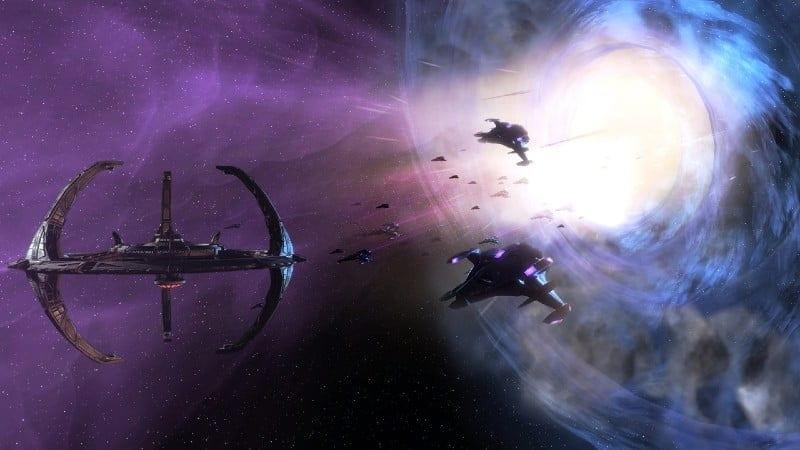 The Dominion vs The Borg
