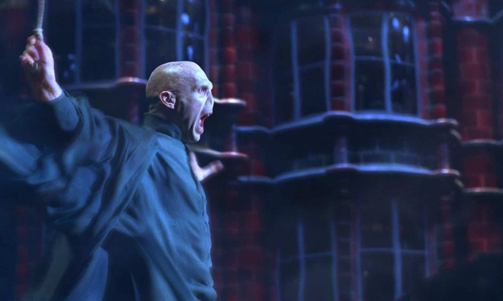 Can Lord Voldemort Use the Patronus Charm?