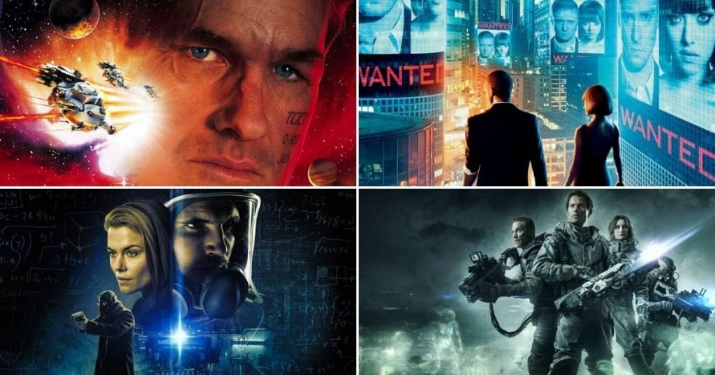 50 Best SF Movies You Have Never Seen