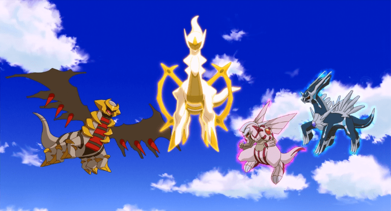 Which One is The Strongest Pokémon (Top 5 Ranked)