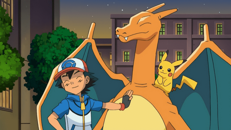 Why Did Ash Release His Charizard?