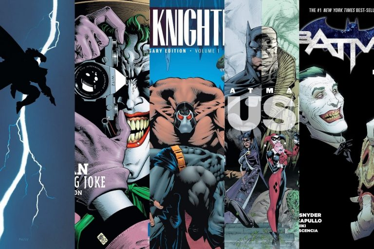 The 10 Best Batman Comics to Collect