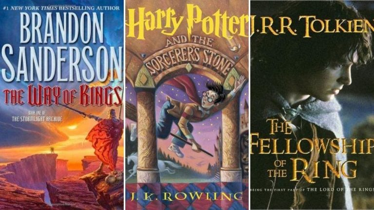 50 Best Magic Fantasy Books of All Time