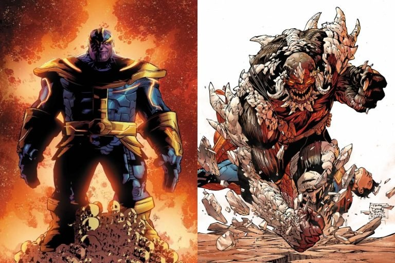 Can Thanos Kill Doomsday?