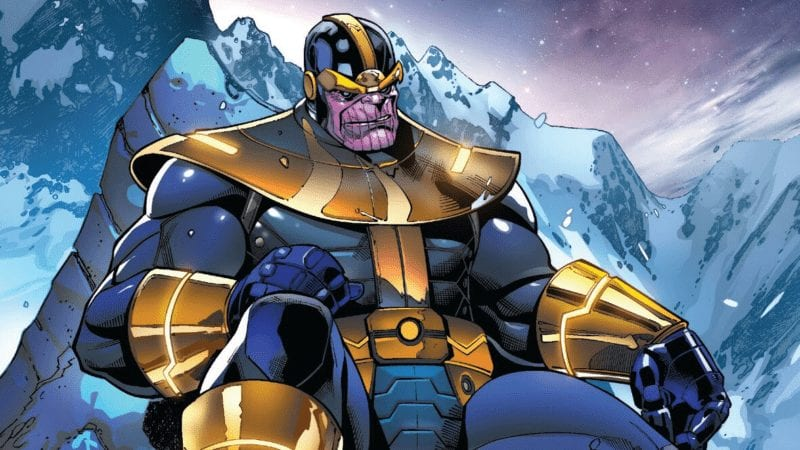 Is Thanos the Most Powerful Eternal?