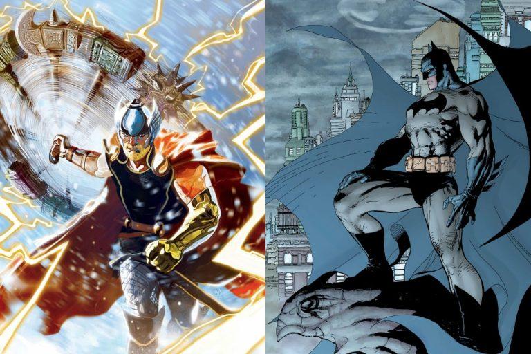 Could Batman defeat Thor?