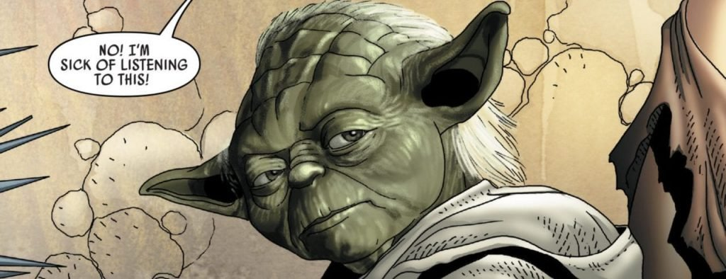 Star Wars comics reading order