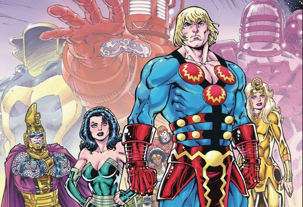 How Powerful Are the Eternals?