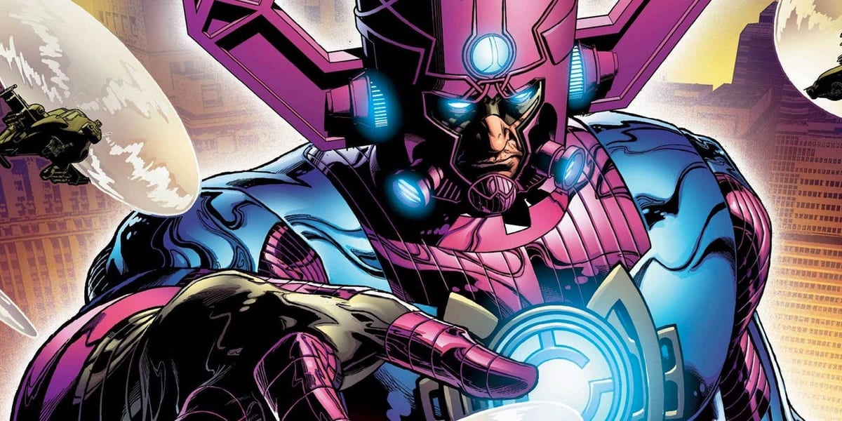 Is Galactus Immortal?