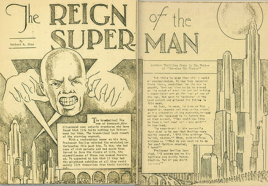 Who Was The First DC Superhero
