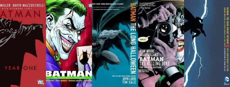 The 10 Best Batman Comics to Start With