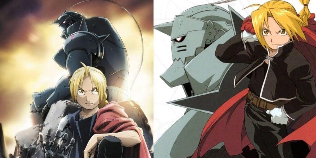 Difference Between Fullmetal Alchemist & Fullmetal Alchemist: Brotherhood