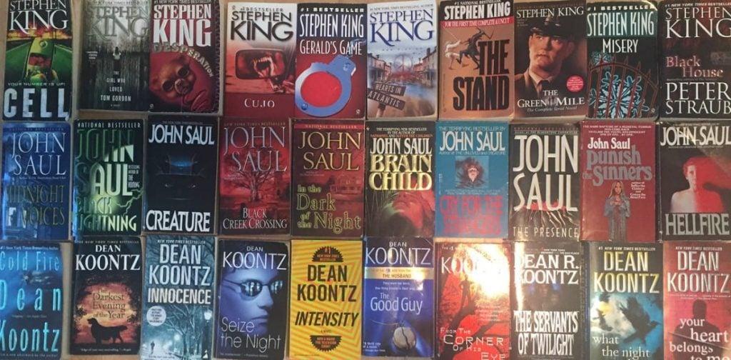 5 Shortest Stephen King Books