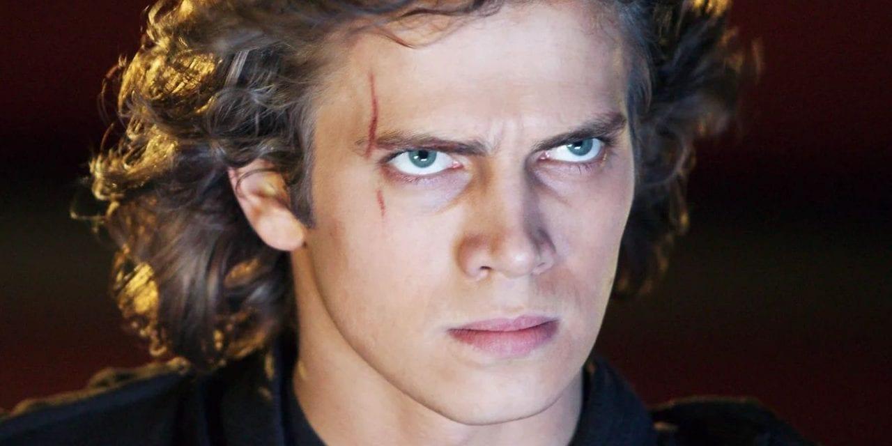 How Did Anakin Skywalker Get His Scar?