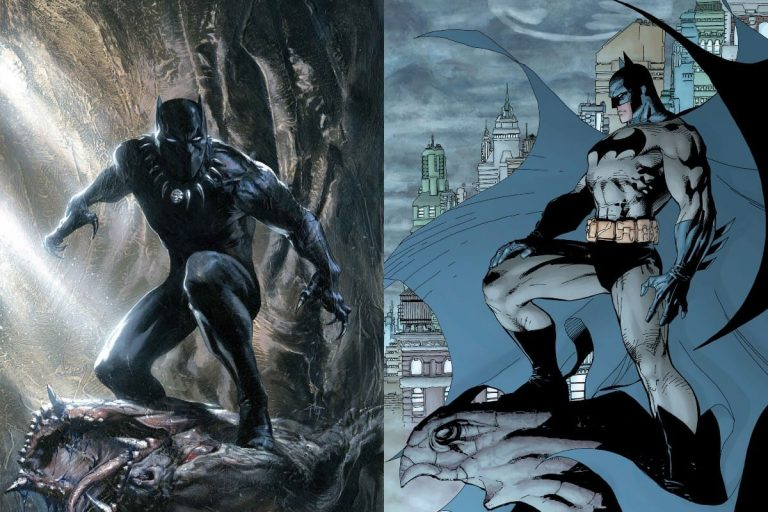 Batman vs. Black Panther: Who Would Win in a Fight?