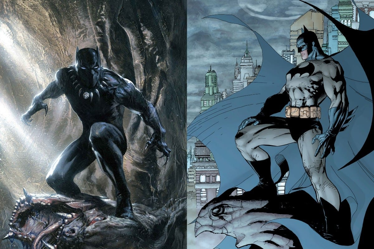 Batman vs Black Panther: Who Would Win in a Fight